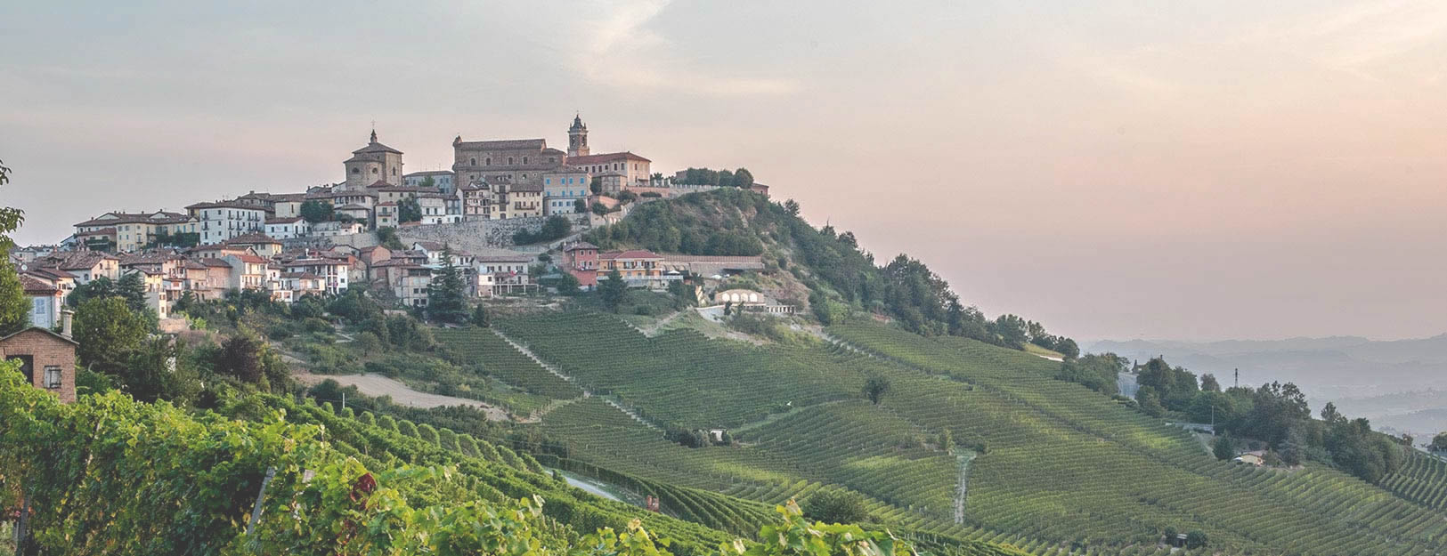 Morra: the heart of Langhe